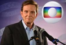 """Crivella não recua, vai ao ataque e em """"Nota de Repúdio"""" destrói a Rede Globo (Veja o Vídeo)"""
