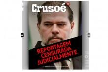 STF censura revista que denunciou citação de Dias Toffoli em delação da Lava jato