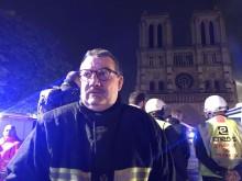 Padre salva Santíssimo Sacramento e a Coroa de Espinhos de incêndio em Catedral de Paris