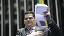 Direção do Senado pede que notas fiscais de Alcolumbre sejam mantidas em sigilo (veja o vídeo)