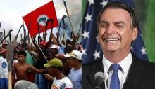 Bolsonaro extingue invasões de terra pelo MST (veja o vídeo)