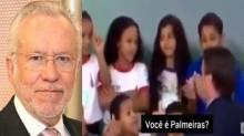 """""""Que vergonha de quem eliminou o áudio e produziu fake news"""", diz Alexandre Garcia (Veja o Vídeo)"""