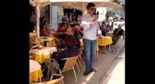 Enquanto isso, Gilmar e esposa são flagrados e hostilizados tomando chopp em Portugal (Veja o Vídeo)