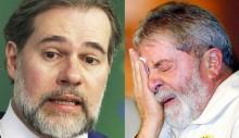 Tiro no pé de Dias Toffoli vai doer em Lula
