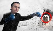 Bolsonaro já quebrou a espinha dorsal da esquerda