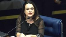 Janaína reage indignada com licitação do STF para a compra de lagosta, whisky e cachaça