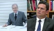 """Sem o COAF e a """"Segurança Pública"""" o governo perderá Sérgio Moro, adverte Augusto Nunes (Veja o Vídeo)"""