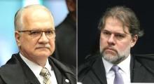 Fachin decide e caberá ao plenário do STF impor a mais absoluta desmoralização ao seu presidente