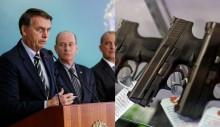 Senadores se articulam para impedir a expansão da posse e do porte de armas pelo Executivo