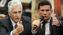 Deputado petista, que apanhou em plena posse, desrespeita Moro e toma invertida (Veja o Vídeo)