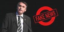 Matéria revela a tática da Grande Mídia para forjar informações sobre Bolsonaro
