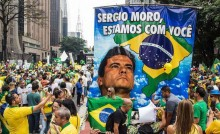 Efeito das ruas pode devolver hoje o COAF para Sérgio Moro