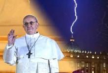 Jorge Mario Bergoglio, o Papa Francisco, o homem que caiu como um raio sobre a igreja de Cristo