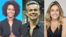 Demissão em massa na Globo: Maju, Galisteu, Otaviano Costa e Fernanda Gentil