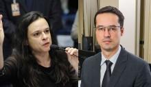 Janaina expõe hipocrisia do CNMP ao pedir investigação de procuradores da Lava Jato