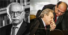 """Modesto Carvalhosa trata Gilmar e Lewandowski como """"aliados dos corruptos"""" (Veja o Vídeo)"""