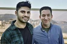 """David Miranda e Glenn não registram empregado e dão """"balão"""" na previdência"""