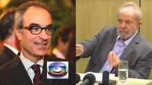 """O meliante Lula revela a """"dura"""" que deu no dono da Rede Globo, exigindo mais espaço no jornal (Veja o Vídeo)"""
