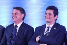 O capitão e o Sérgio Moro saem GIGANTES dessa treta