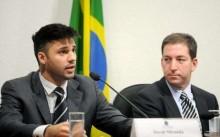 David Miranda acusa Bolsonaro de homofobia, mas ignora ataque homofóbico de Jean Wyllys (Veja o Vídeo)