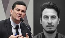 """Após sucesso de Moro no Senado, editor do The Intercept faz """"choradeira"""" no Twitter"""