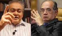 """Nêumanne acusa Gilmar: Ele sabia dos vazamentos e Zanin é uma espécie de """"patrão"""" do ministro (Veja o Vídeo)"""