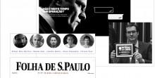 """Repórteres da Folha fazem as vezes de """"peritos criminais"""""""