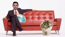 Além da anormal evolução patrimonial, Glauber Braga está na lista dos que mais gastam