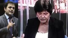 """Saudade Braga e a enorme """"capivara"""" da mãe de Glauber Braga, o deputado que ofendeu Sérgio Moro"""