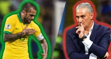 Daniel Alves diz tudo o que o Tite merecia ouvir