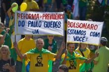 Extrema-imprensa impõe a Rodrigo Maia o crédito pela reforma, mas o mérito é do povo