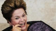 """Dilma, a desvairada, explica com """"precisão"""" a questão dos vazamentos (Veja o Vídeo)"""