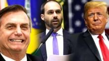 Indicação de Eduardo Bolsonaro para embaixada de Washington será bom para o Brasil?