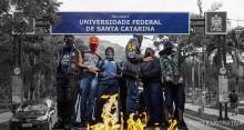 Professor denuncia a subversão consentida na UFSC