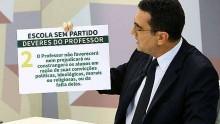 Escola Sem Partido anuncia fim das atividades e a esquerda enlouquecida comemora (Veja o Vídeo)