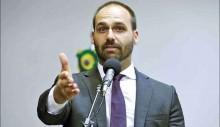 Se a eventual nomeação de Eduardo fosse para a embaixada de Cuba não haveria reclamação