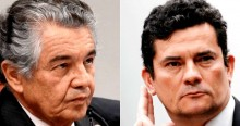 A cadeira ora ocupada por Marco Aurélio, terá que ser 'higienizada' para dar lugar a alguém como Sérgio Moro