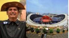 "As caneladas do presidente. Conheça no Rio a ""Feira dos Paraíbas""..."