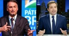 Bolsonaro posta vídeo resposta a desafio de Duvivier e esquerdista fica sem chão (Veja o Vídeo)