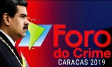 A máfia socialista se reúne em Caracas
