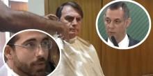 """A Folha, mergulhada na mediocridade, questiona até o """"corte de cabelo"""" de Bolsonaro (Veja o Vídeo)"""