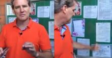 Empresário indignado expõe dura rotina burocrática exigida pelo Estado (veja o vídeo)