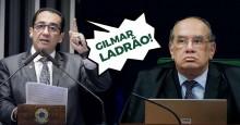 """Kajuru diz que Gilmar é """"ladrão"""" e revela o caminho para CPI da Toga e o impeachment do ministro (Veja o Vídeo)"""