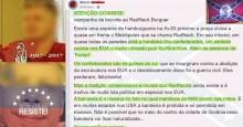 Esquerdista, por desconhecimento da história, acusa hamburgueria de Goiânia de 'racista'