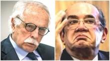 Jurista Modesto Carvalhosa volta a atacar Gilmar Mendes e o STF