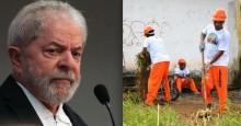 Ironicamente, Lula pede para não passar para o semiaberto, regime em que o preso tem que trabalhar