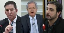 Jornalista desafia Verdevaldo para debate ao vivo após ataques contra Augusto Nunes
