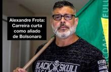 Frota espinafrado é banido do PSL