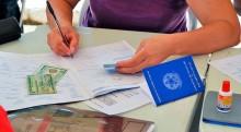 Taxa de desemprego no país cai no segundo trimestre, segundo IBGE