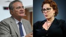 Renan comemora a aprovação da Lei de Abuso de Autoridade, mas recebe resposta imediata de Zambelli